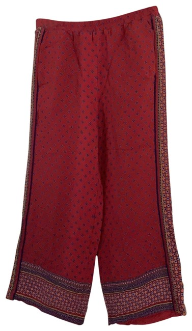 Item - Maroon Unknown Pants Size 4 (S, 27)