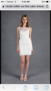 Nicole Miller Cut The Cake Dress Wedding Dress
