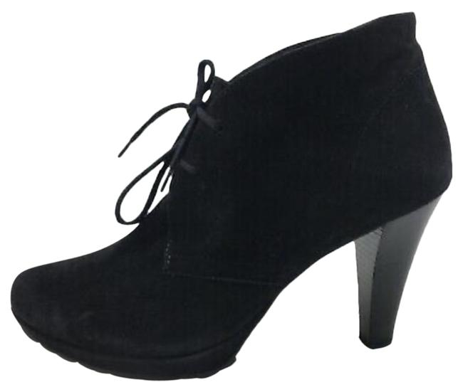 Item - Black Suede Carly Boots/Booties Size US 10 Regular (M, B)
