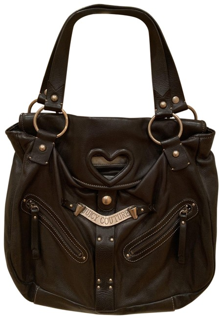 Item - Handbag Black Leather Hobo Bag