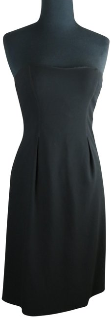 Item - Black Short Cocktail Dress Size 4 (S)