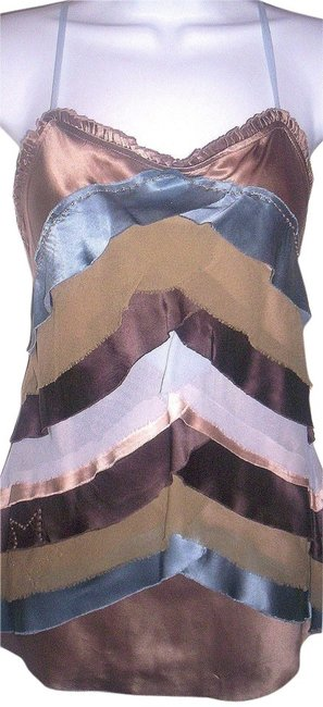 Joie Anthropologie Camisole Small Amazing Condition Top Multi-Colored