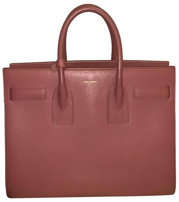 Item - Sac de Jour Pink Leather Tote