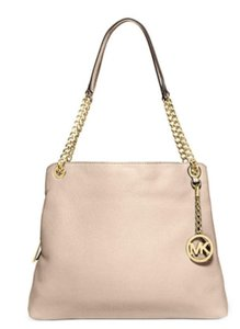 Michael Kors Leather Chain Jet Set Handbag Shoulder Bag