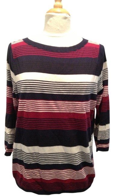 Talbots Striped Sweater