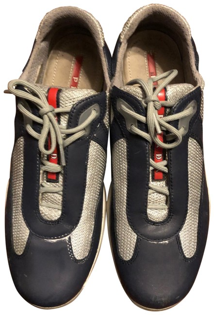 Item - Black Gray Red. Touch Luna Rossa Design Sneakers Size US 11 Regular (M, B)