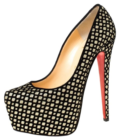 Preload https://img-static.tradesy.com/item/26934527/christian-louboutin-black-blackgold-glitter-floque-and-suede-daffodile-platform-385-pumps-size-us-8-0-1-540-540.jpg