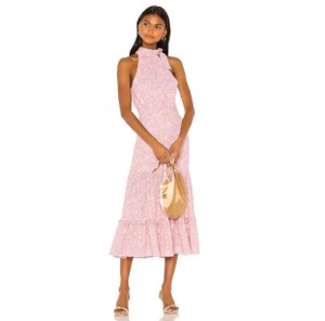 Pink Maxi Dress by LIKELY