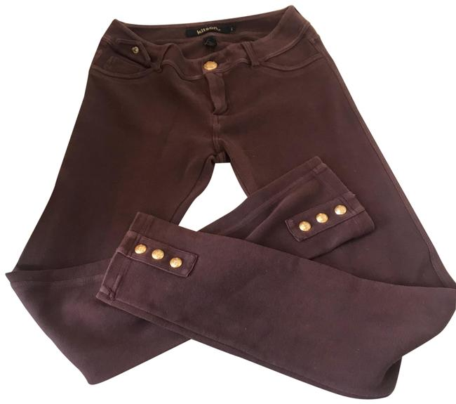 Item - Purple Gold With 27 Leggings Size 4 (S, 27)