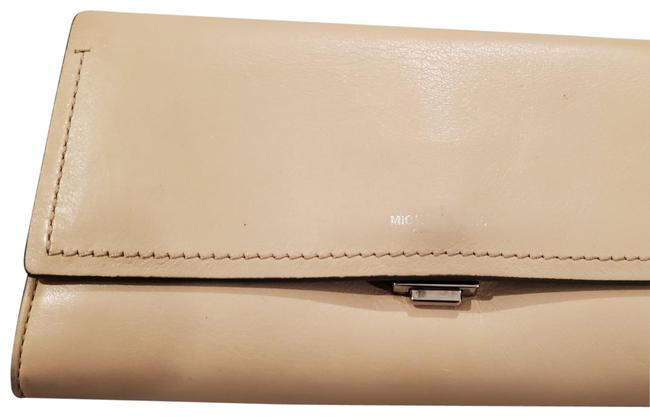 Item - Cream Leather In Great Condition Wallet