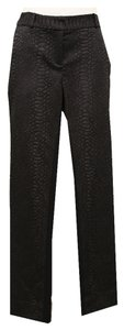 Diane von Furstenberg Boot Cut Pants Black