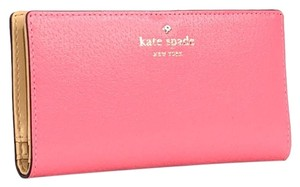 Kate Spade Kate Spade New York Grand Street Stacy Leather Wallet Brand New