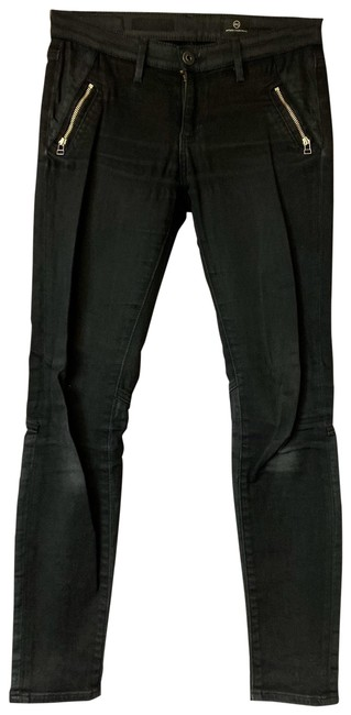 Item - Black Stretch 25 R Pants Size 0 (XS, 25)