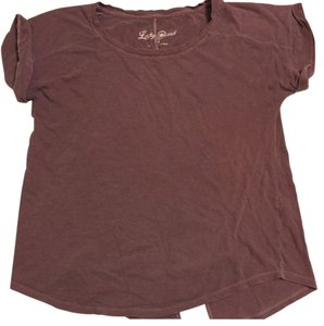 Lucky Brand T Shirt purple