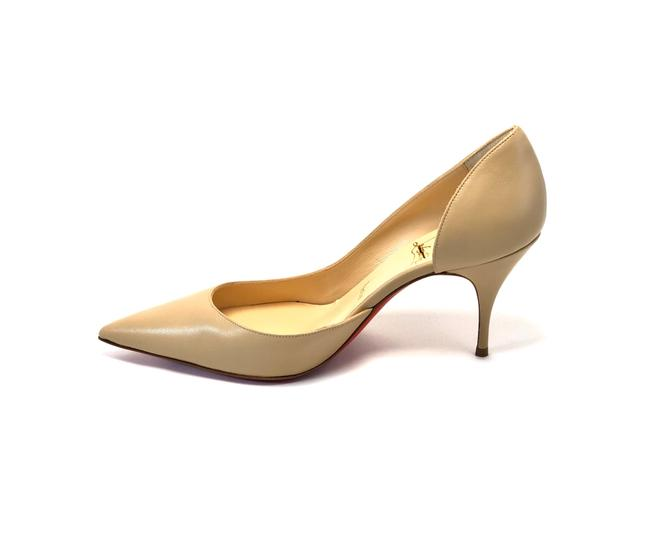 Christian Louboutin Pumps Size US 7.5 Regular (M, B) Christian Louboutin Pumps Size US 7.5 Regular (M, B) Image 1