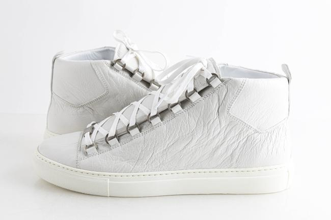 Item - White Arena High Sneakers Shoes