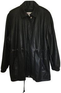 Damselle Insulated Silver Hardware Leather Jacket