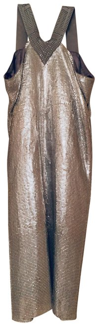 Item - Silver Short Night Out Dress Size 2 (XS)