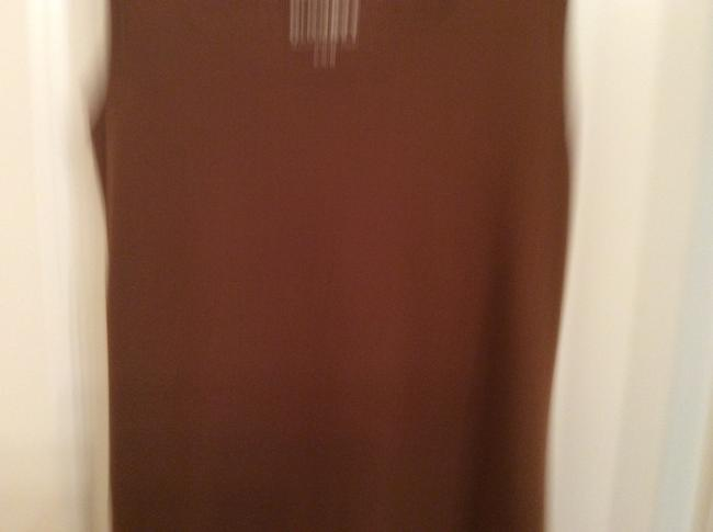 Old Navy Cotton Top Chocolate brown