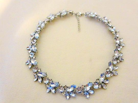 Faux Crystal Necklace