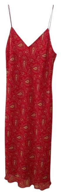 Preload https://item1.tradesy.com/images/ralph-lauren-red-gold-grey-mid-length-cocktail-dress-size-4-s-269450-0-0.jpg?width=400&height=650