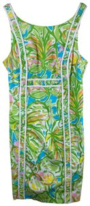 Lilly Pulitzer short dress Green on Tradesy