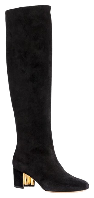 Item - Black New Vetto Suede Knee High Boots/Booties Size US 5.5 Wide (C, D)
