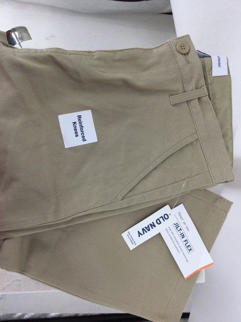 Old Navy Blue/Khaki Dark Rinse Four Pairs Girls Pants Boot Cut Jeans Size OS (one size) Old Navy Blue/Khaki Dark Rinse Four Pairs Girls Pants Boot Cut Jeans Size OS (one size) Image 7