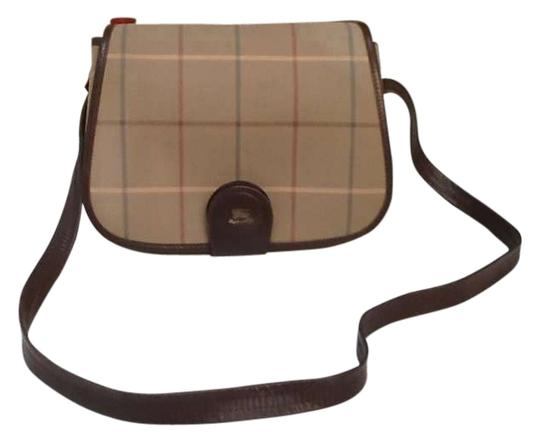 Preload https://item2.tradesy.com/images/burberry-plaid-vintage-light-brown-fabric-and-leather-trim-cross-body-bag-26946-0-1.jpg?width=440&height=440