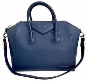Givenchy Satchel in Night Blue