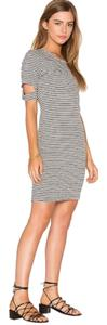 LNA short dress Gray on Tradesy