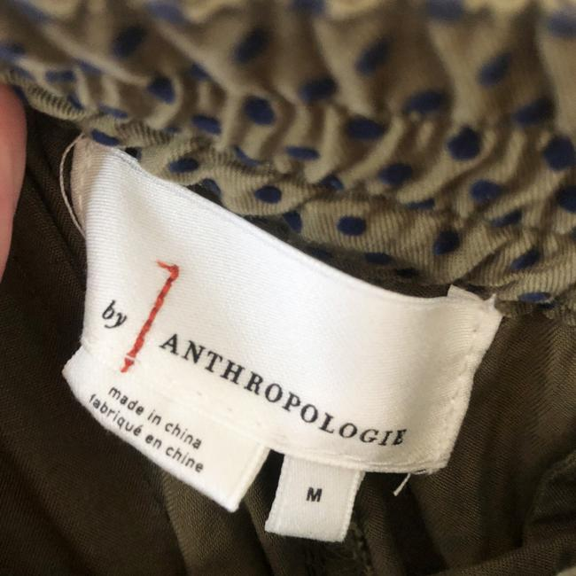 Anthropologie Green Flocked Joggers Pants Size 10 (M, 31) Anthropologie Green Flocked Joggers Pants Size 10 (M, 31) Image 4