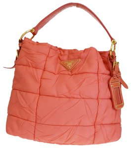Prada Made In Italy Tote in Pink