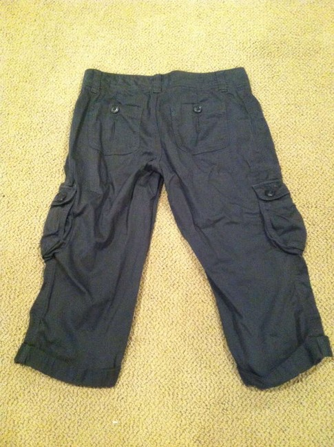 Old Navy Capris Dark Gray