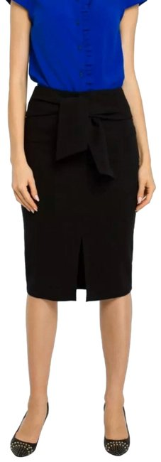 Item - Black Chic Wool Officially Skirt Size 4 (S, 27)