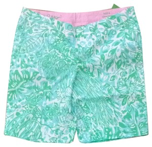 Lilly Pulitzer Shorts green
