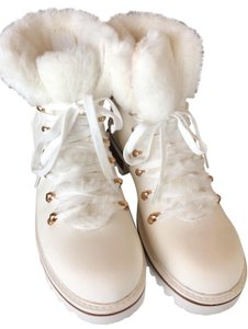 Bamboo white Boots