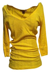 Rosio T Shirt Yellow