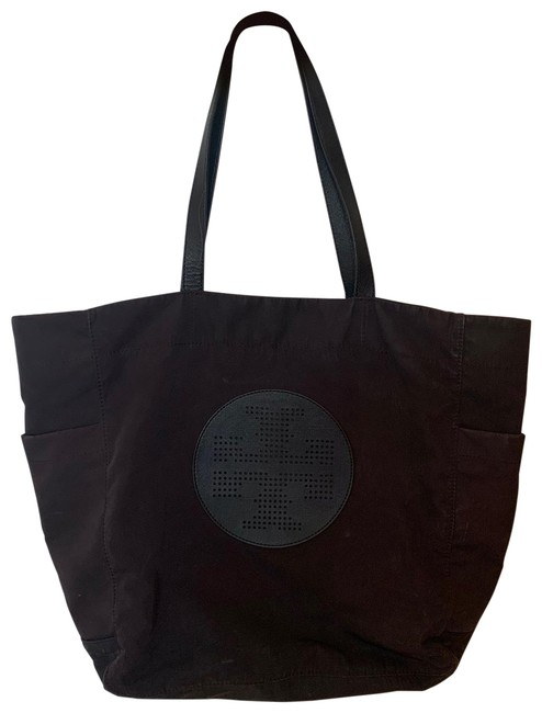 Item - Bag Nylon Black Canvas Tote