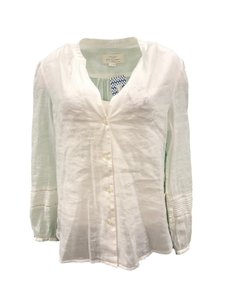 Trovata Button Down Shirt White