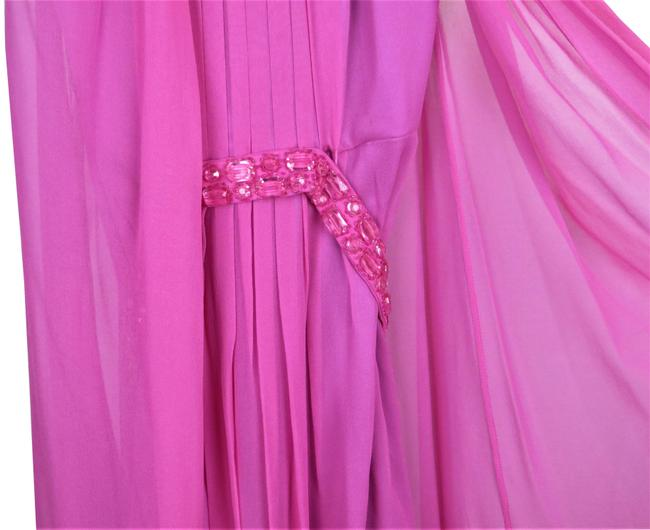 Item - Pink Icing 49921 Mid-length Cocktail Dress Size 10 (M)