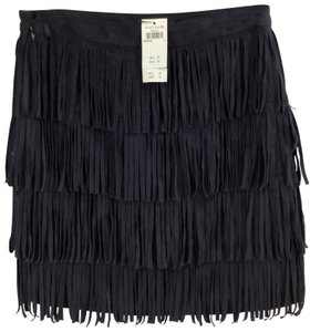 Abercrombie & Fitch Skirt Black
