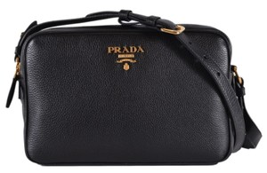 Prada Wallet Purse Handbag Camera Cross Body Bag