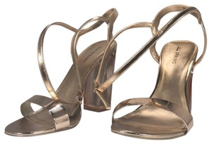 Call It Spring Gold Sandals