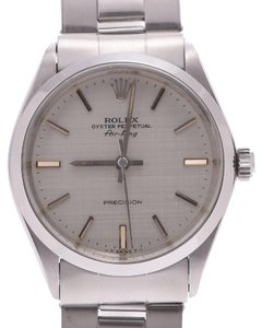 Rolex ROLEX Air King 5500 Stainless Steel Automatic Mens Watch