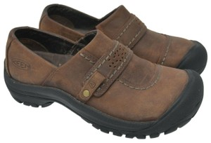 Keen Hiking Leather Brown Athletic