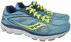 Saucony Running Hiking Blue Athletic