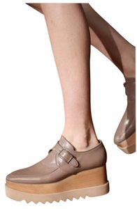 Stella McCartney TAUPE (NUDE) Wedges
