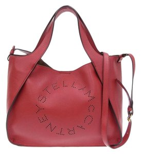 Stella McCartney Tote in Red color