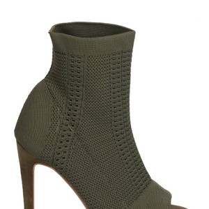 Cape Robbin Army Green Boots